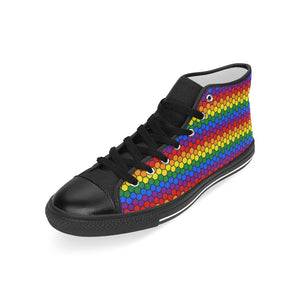 High Tops - LGBT Honeycomb