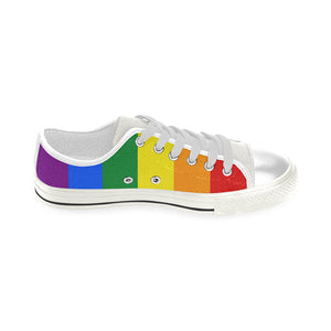 Low Tops  - LGBT Flag Vertical