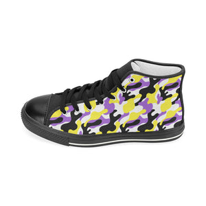 High Tops - Non-Binary Camouflage
