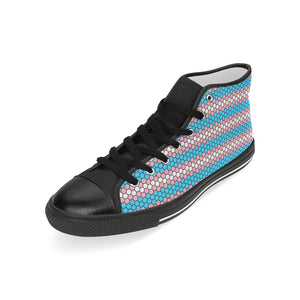 High Tops - Transgender Honeycomb