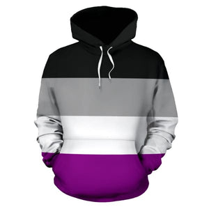 All Over Hoodie - Ace