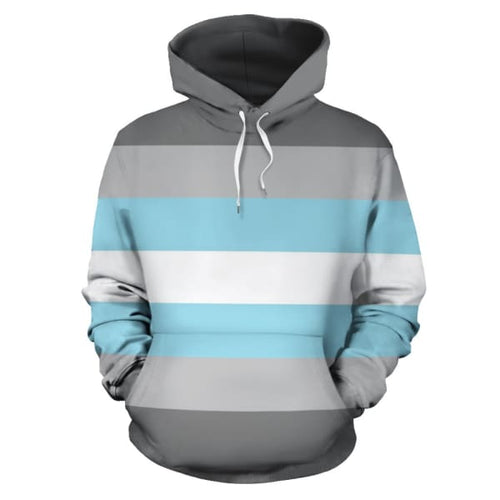 All Over Hoodie - Demiboy