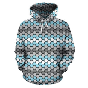 All Over Hoodie - Demiboy Honeycomb