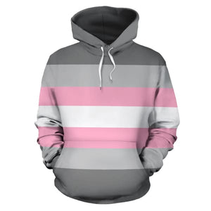 All Over Hoodie - Demigirl