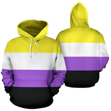All Over Hoodie - Non Binary