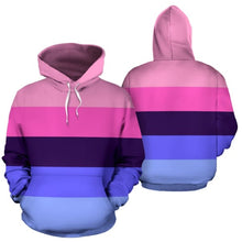 All Over Hoodie - Omnisexual