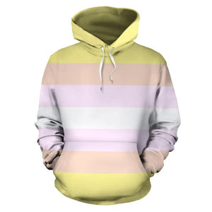 All Over Hoodie - Pangender