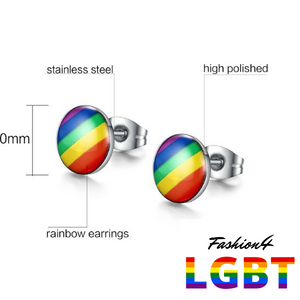 Earrings - Lgbt Classic