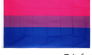 Flag Bisexual