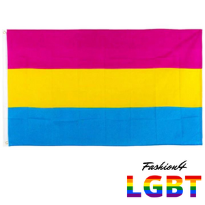 Flag Pansexual