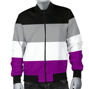 Mens Bomber Jacket - Ace
