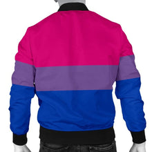 Mens Bomber Jacket - Bisexual