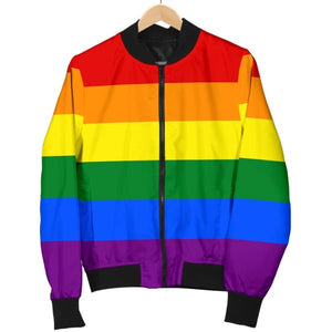 Mens Bomber Jacket - Lgbt