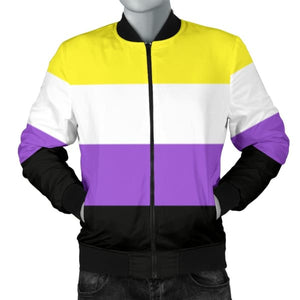 Mens Bomber Jacket - Non Binary