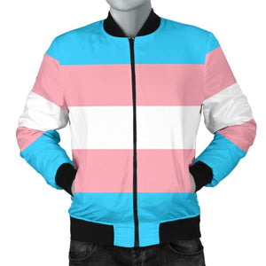 Mens Bomber Jacket - Transgender