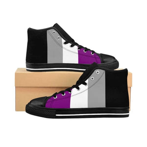Mens High-Top Sneakers - Ace Us 10 Shoes