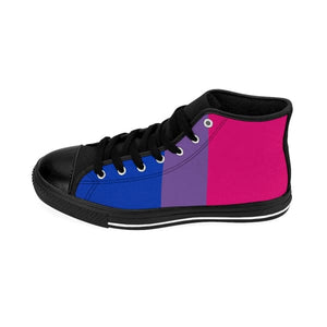 Mens High-Top Sneakers - Bi Shoes