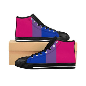 Mens High-Top Sneakers - Bi Us 10 Shoes