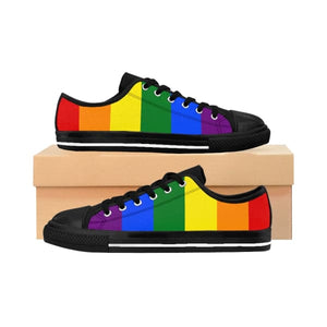 Mens Sneakers - Lgbt Us 10 Shoes