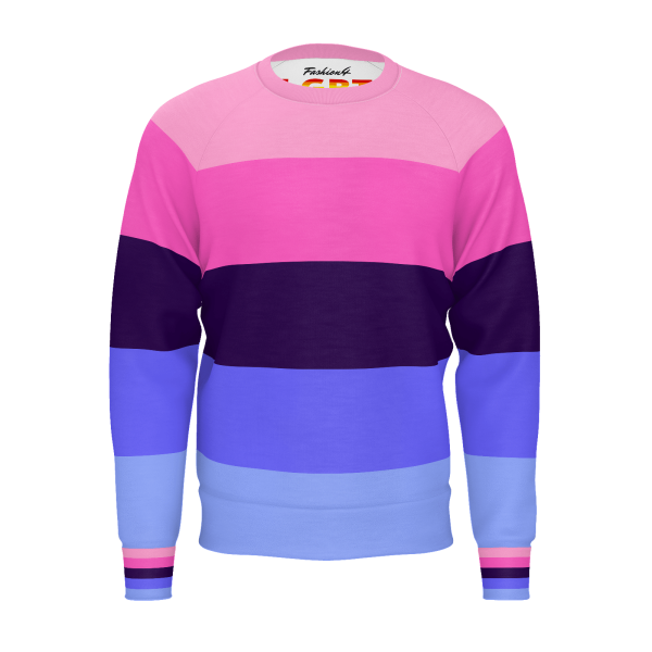 Mens Sweater - Omnisexual Sweatshirt