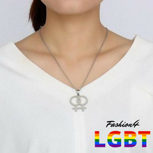 Necklace - Lesbian Love