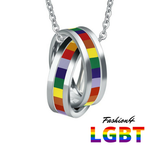 Necklace - Lgbt Rings