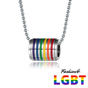 Necklace - Lgbt Roller