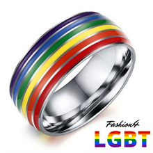 Pride Ring - Outed