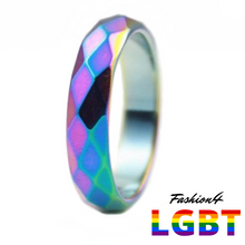 Rainbow Ring - Polygon