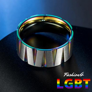 Rainbow Ring - Scarred