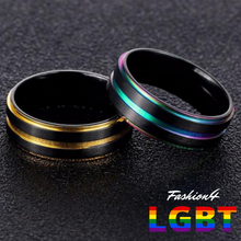 Titanium Ring - Confidence