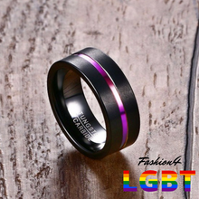 Titanium Ring - Integrity