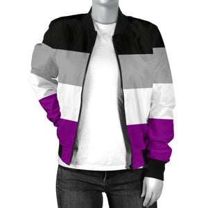 Womens Bomber Jacket - Ace