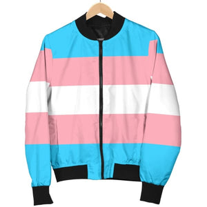 Womens Bomber Jacket - Transgender