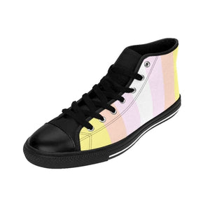Womens High-Top Sneakers - Pangender Shoes