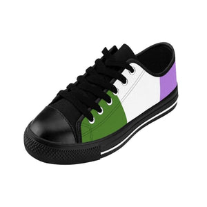 Womens Sneakers - Genderqueer Shoes