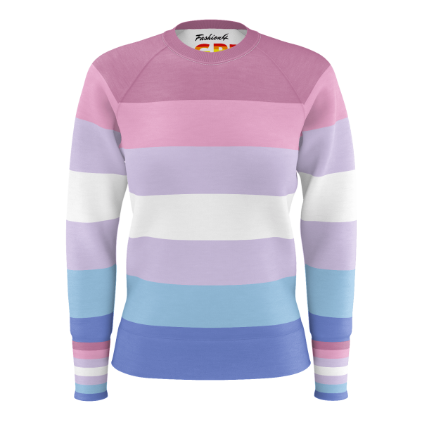 Womens Sweater - Bigender Sweatshirt