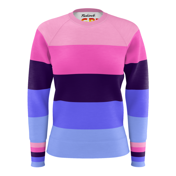 Womens Sweater - Omnisexual Sweatshirt