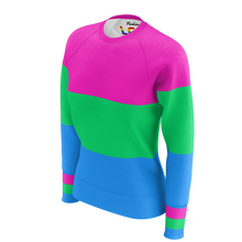 Womens Sweater - Polysexual Sweatshirt