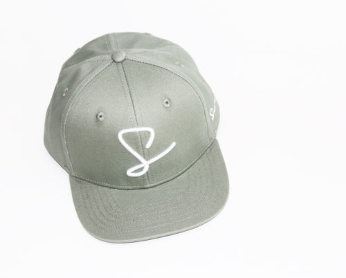 Light green SnapBack (Back in stock soon)