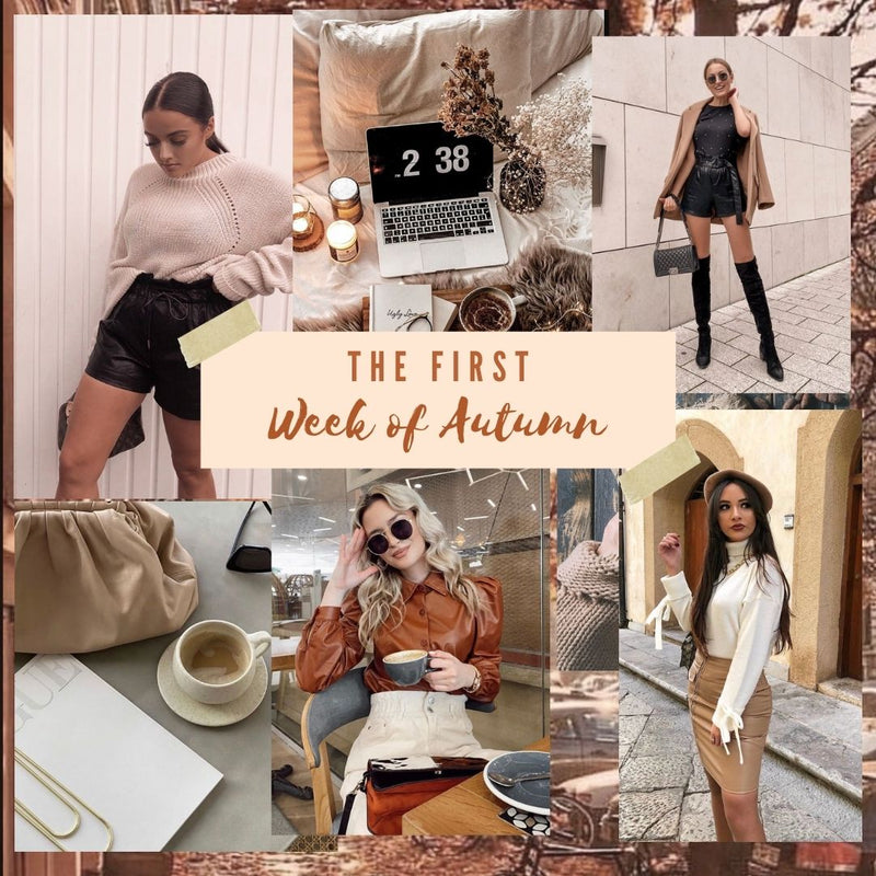 The First Week Of Autumn