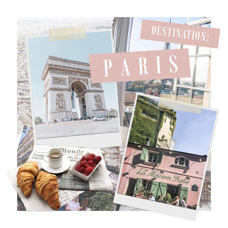 Hachu Travels: What To Wear In Paris