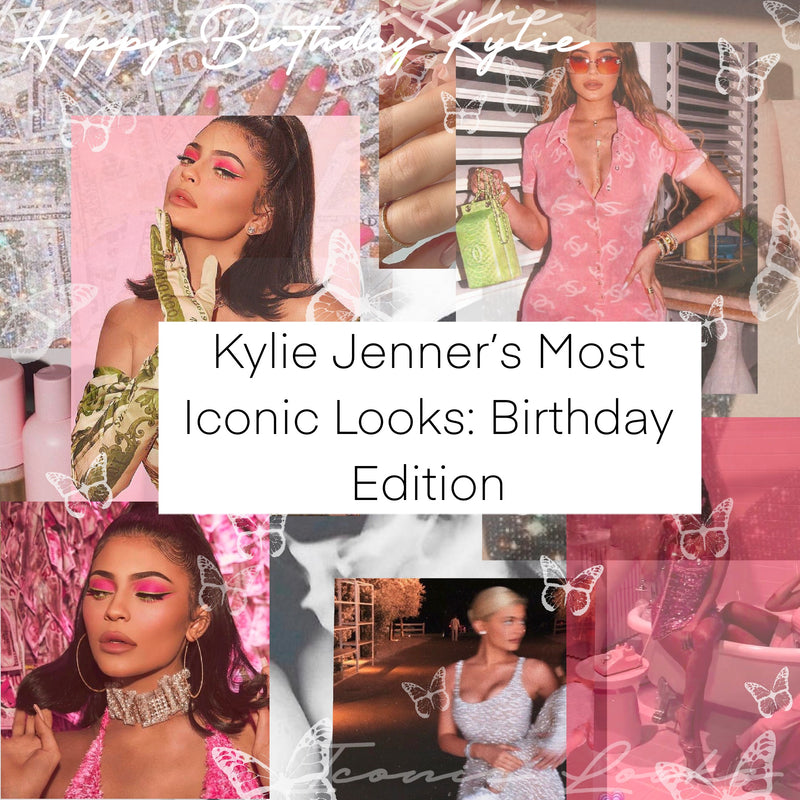 Kylie Jenner's Most Iconic Looks: Birthday Edition