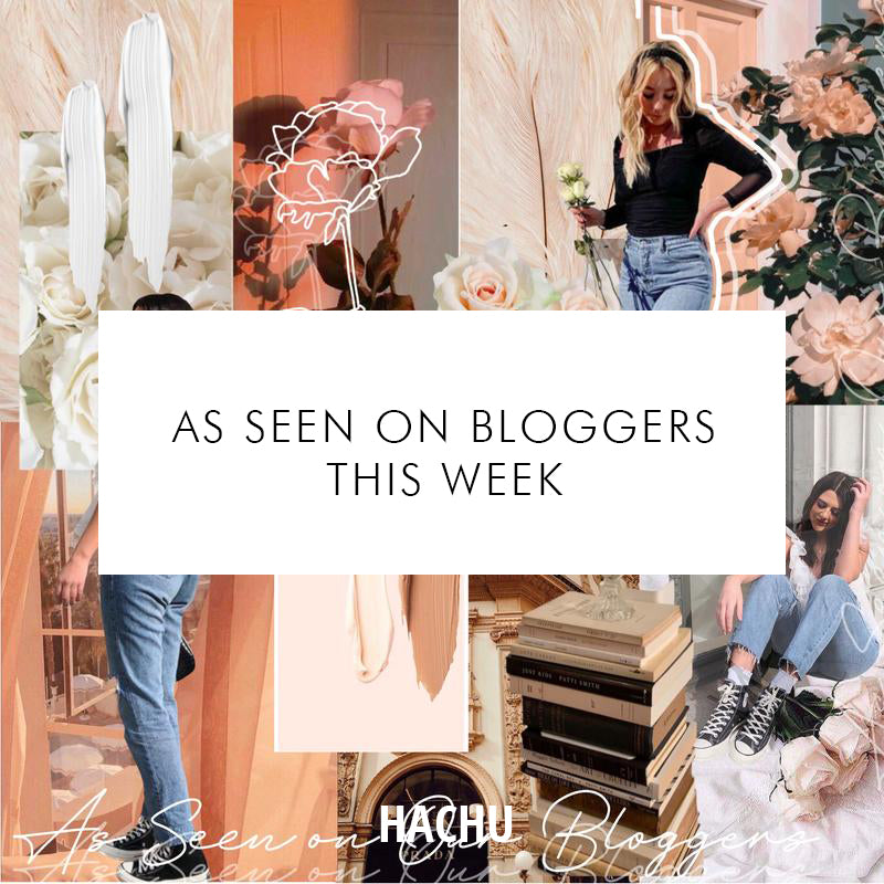 As Seen On Bloggers This Week