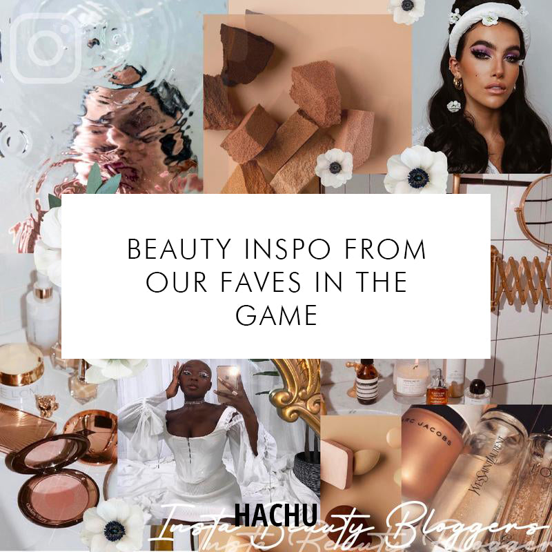 Beauty Inspo from Our Faves in the Game