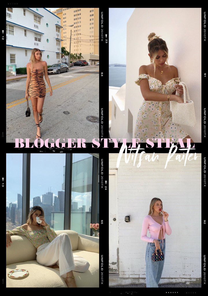Blogger Style Steal: Recreate Nitsan Raiter's Most #StunningQueen Looks