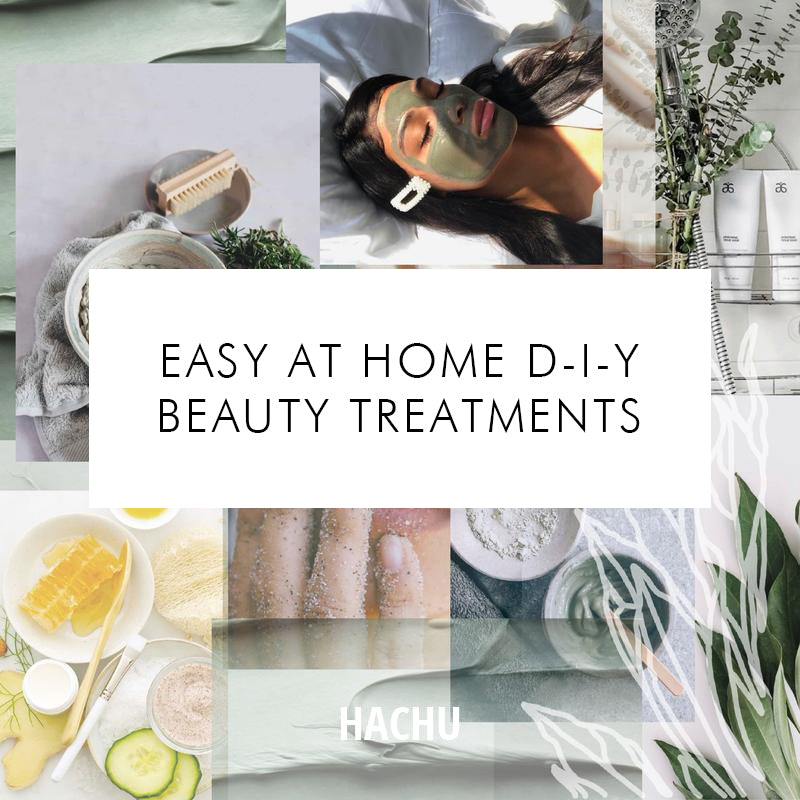 Easy At Home D-I-Y Beauty Treatments