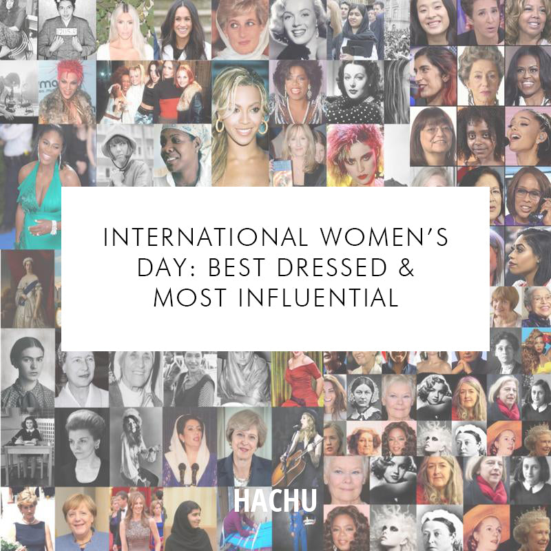 International Women's Day : Best Dressed & Most Influential