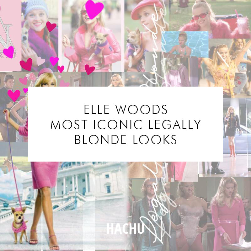 Elle Woods Most Iconic Legally Blonde Looks
