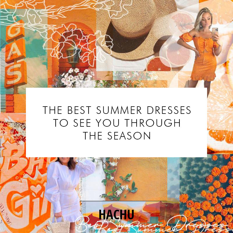 The Best Summer Dresses to See You Through The Season